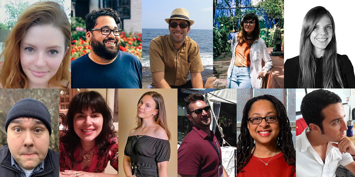 Creativity Can't Wait: CoAS Graduates First Class of Creative Writing MFA  Students | CoAS | Drexel University