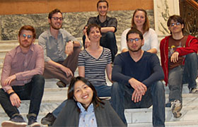 The IceCube group at Drexel