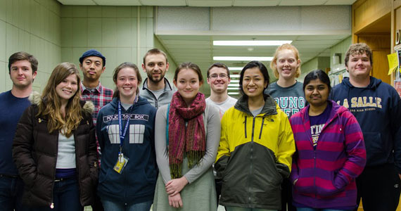 2015 Society of Physics Students