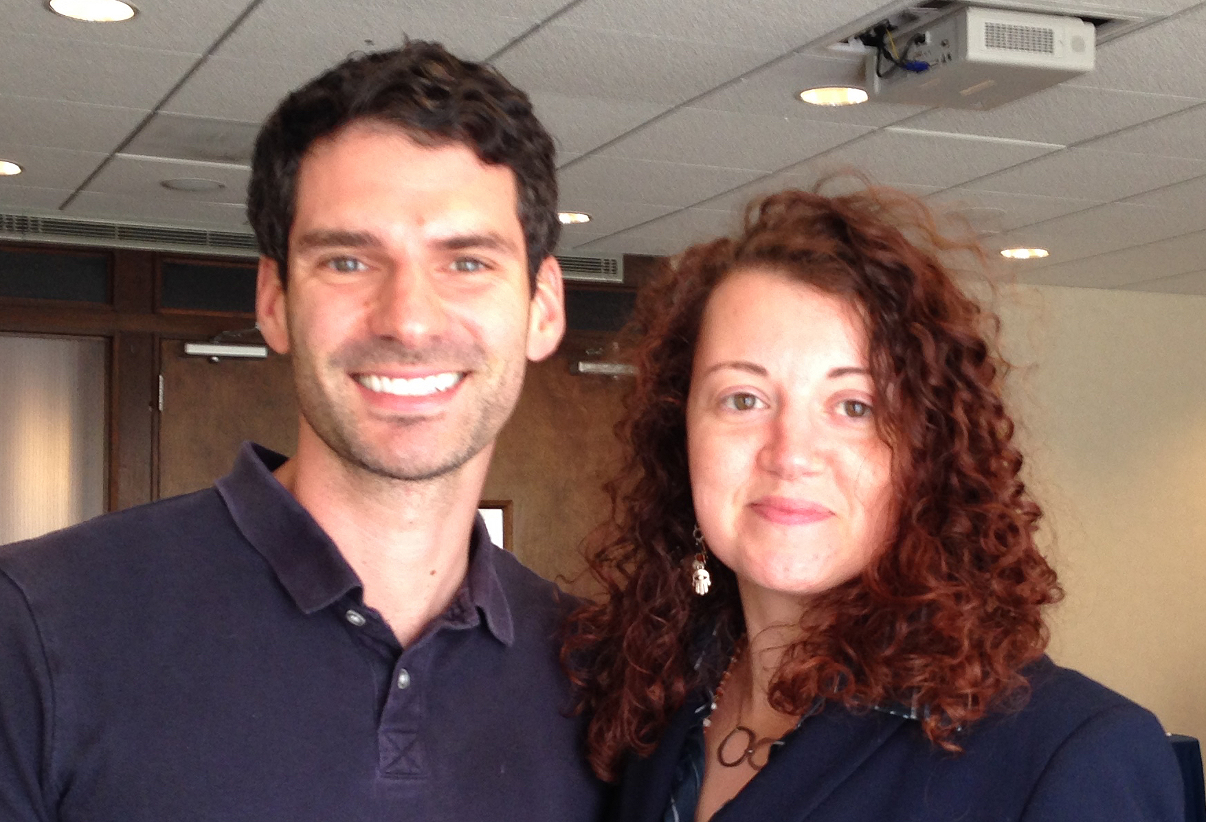 Drexel Professors Phillip Ayoub and Alison Kenner