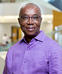 Abioseh Porter, Professor of English, Department of English and Philosophy, Drexel University