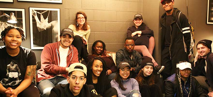 Launched in 2014 as a university-community literary arts program, Drexel Writers Room is engaged in creative placemaking and art for social justice.