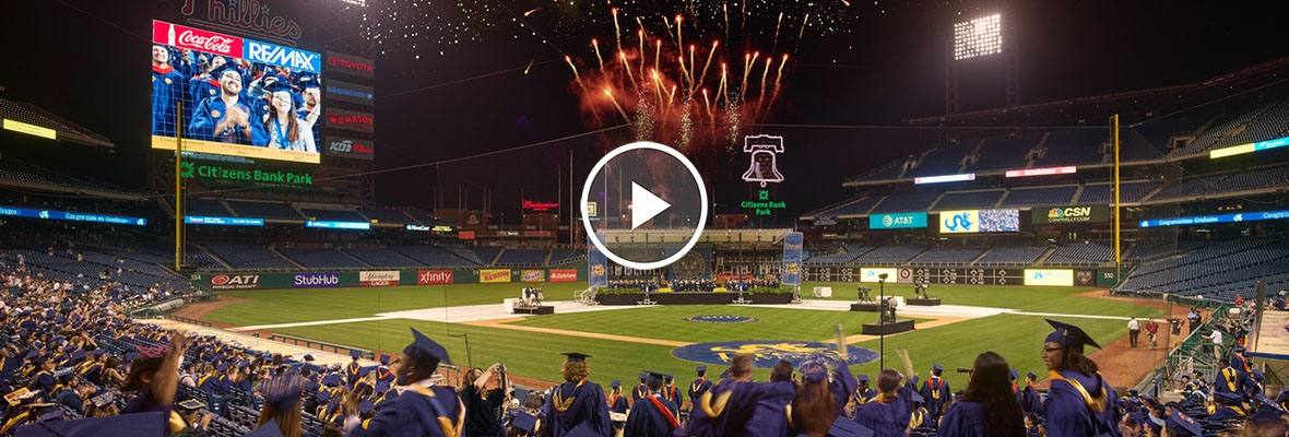 Watch Video the 2017 Drexel University Commencement Video
