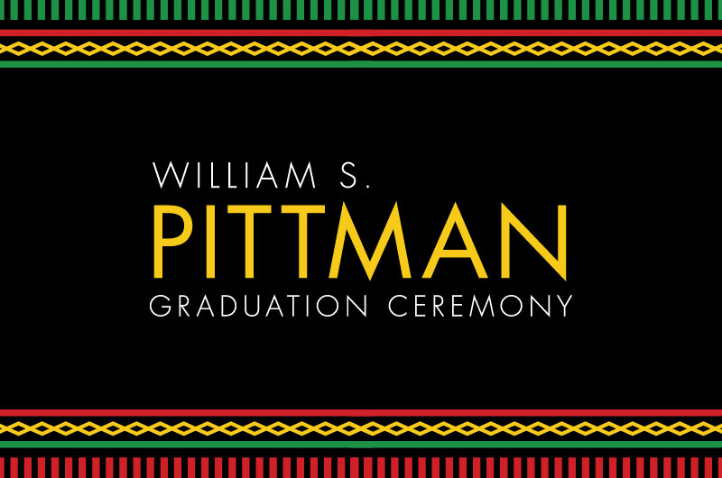 William S. Pittman Graduation Ceremony