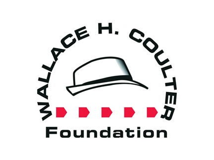 Wallace H. Coulter logo