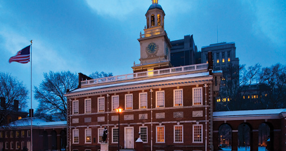 Historic Places In Philadelphia During The Late 1600s Through 1700s Was A Hub For Imports And Exports Industry Government