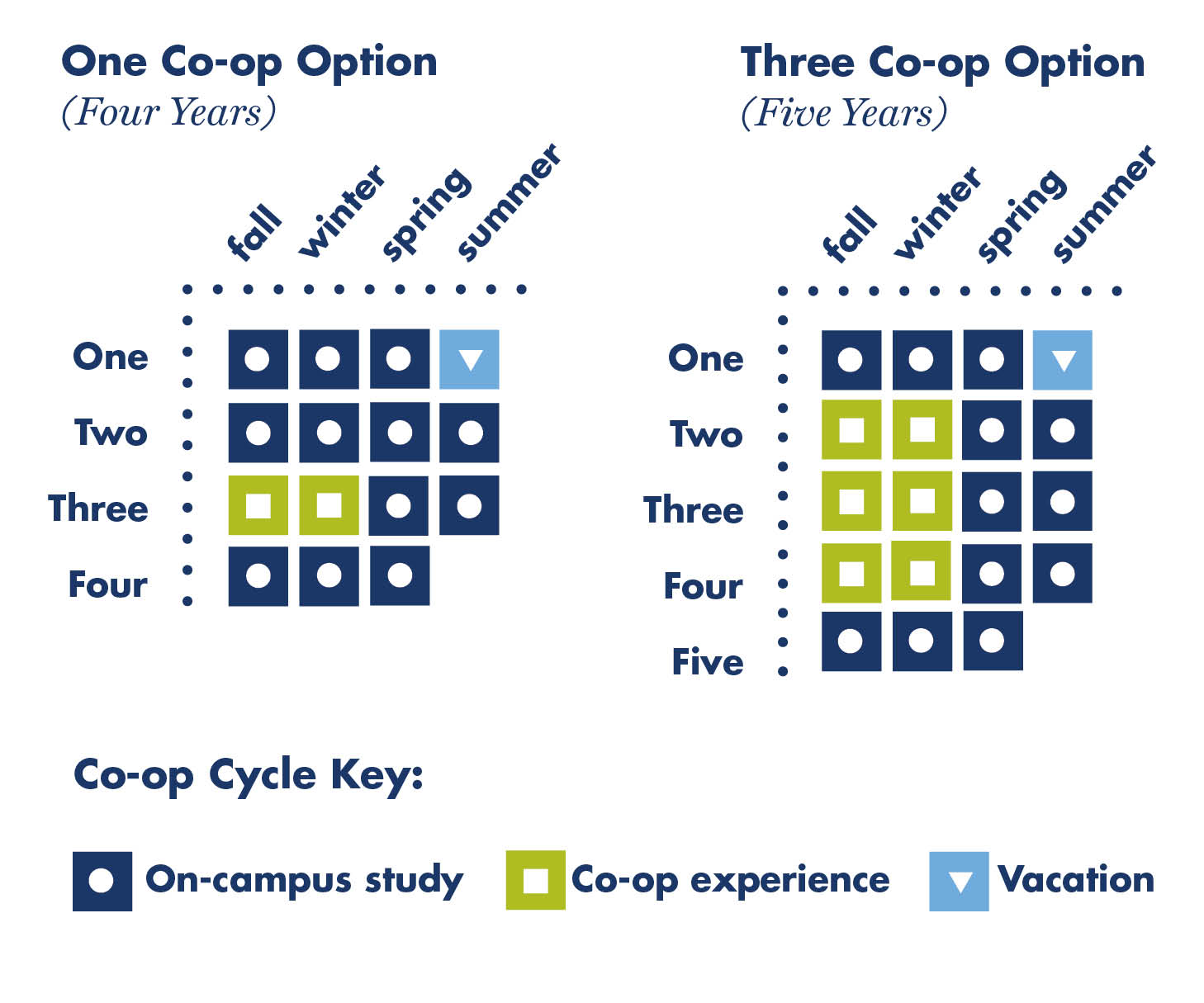how university co ops work drexel university 5 day study plan template co op cycles