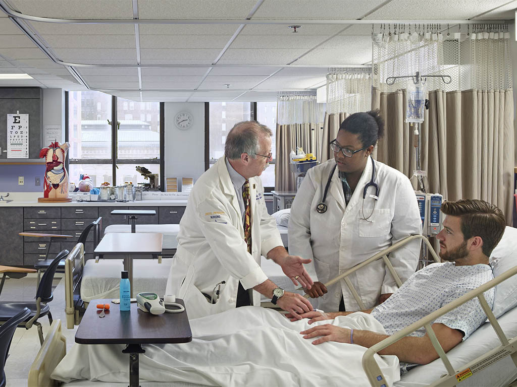 A comprehensive research university and experiential learning deomonstration of placing an iv in a patient fandeluxe Choice Image