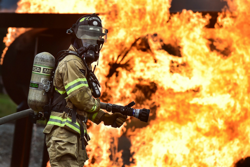 center for firefighter injury research safety trends first