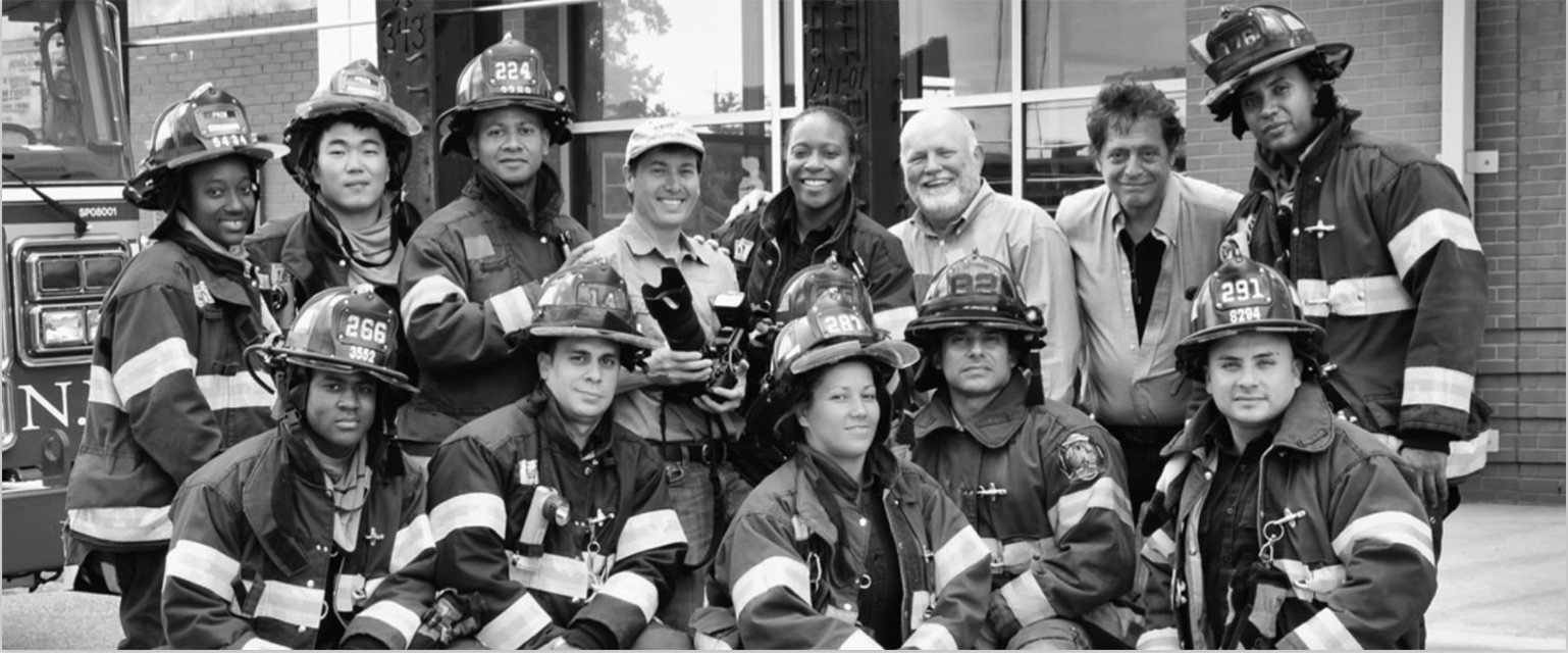 FDNY group photo