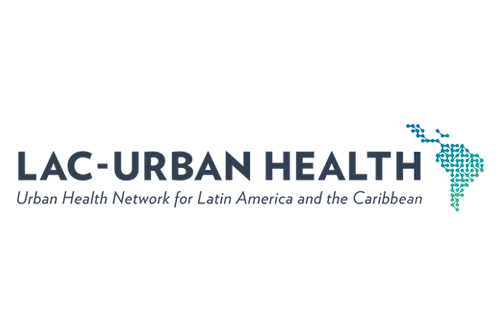 Logo for Urban Health Network for Latin American and the Caribbean