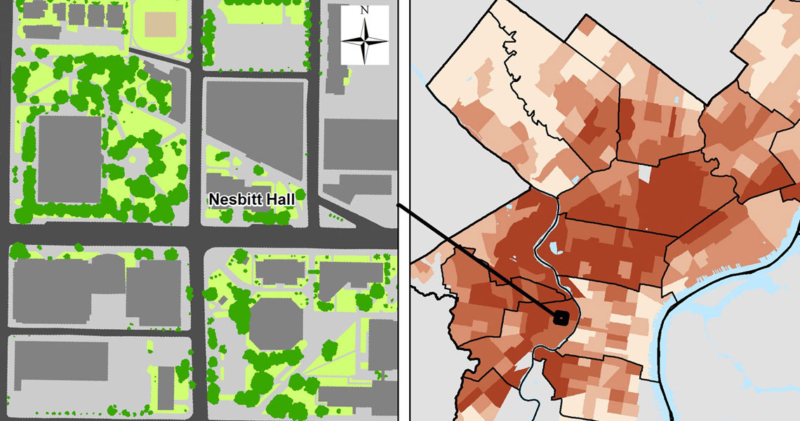 GIS data - Neighborhood-level analysis