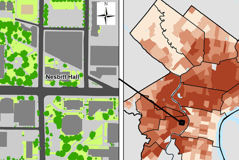 Urban Health Collaborative: analyzing neighborhood-level data image