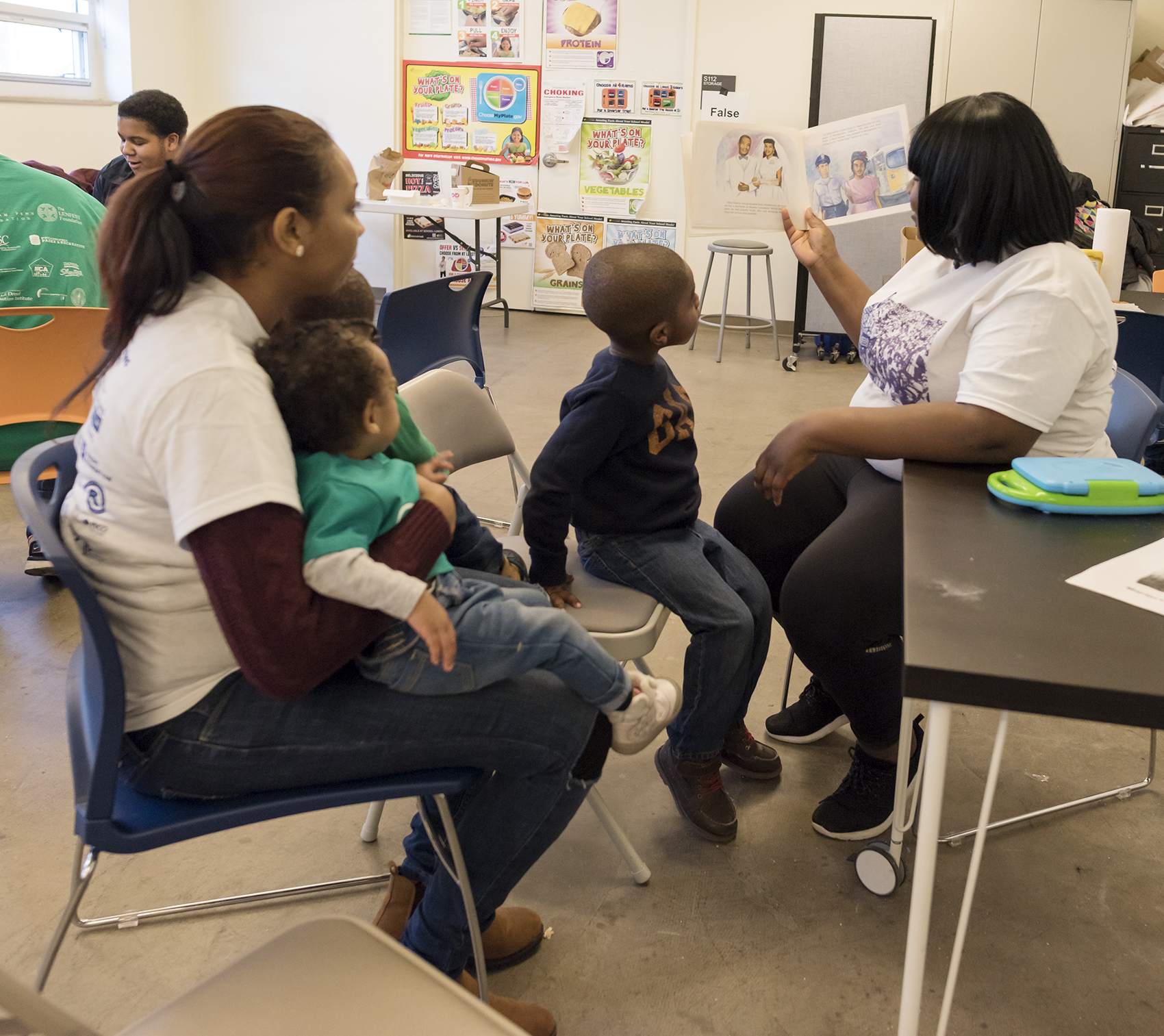 The 2017 Martin Luther King Jr Day family read-along