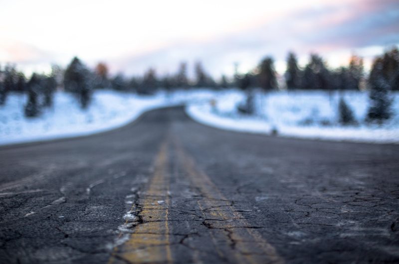 A Recipe For Concrete That Can Withstand Road Salt Deterioration image