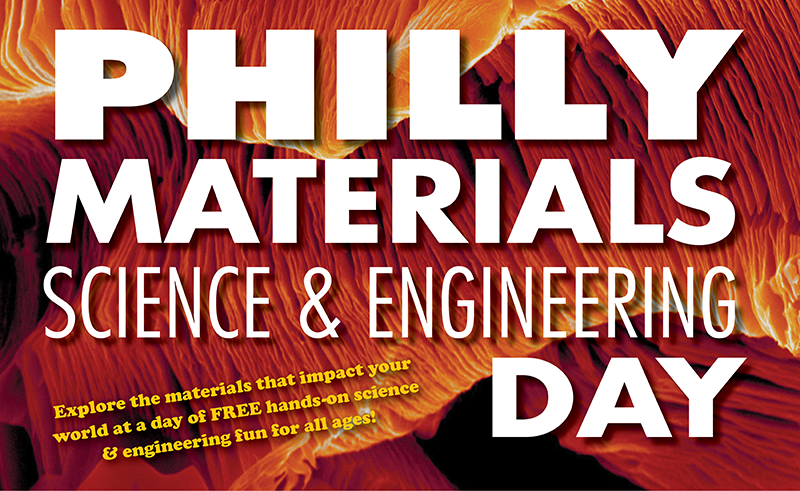 Philly Materials Day poster