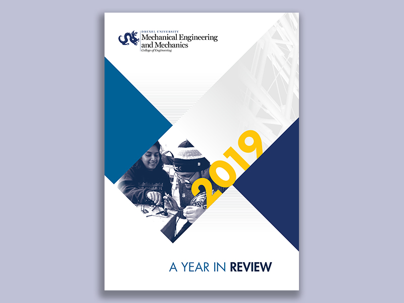 See the notable achievements of students, faculty, staff and alumni in the Department of Mechanical Engineering and Mechanics in our 2019 Year in Review.