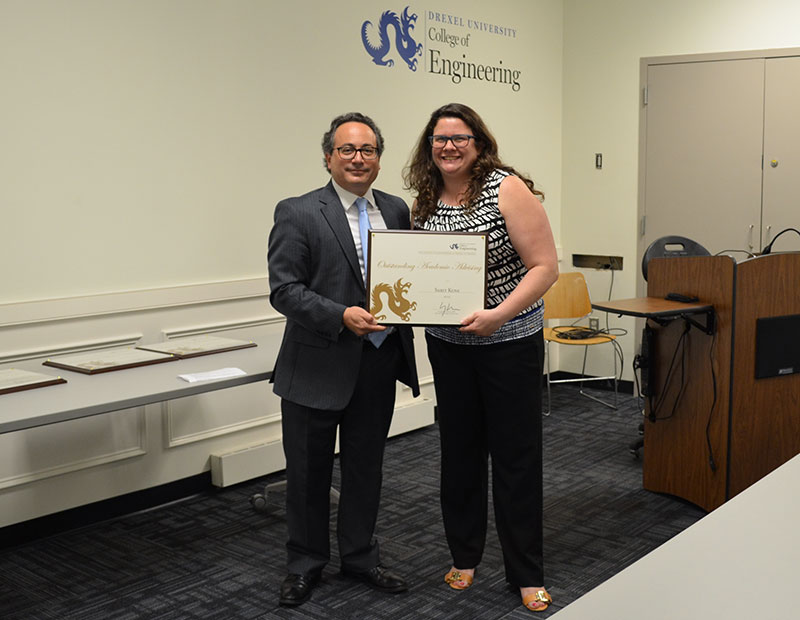 2018 CoE Honors Teaching, Research, Students and Professional Staff image