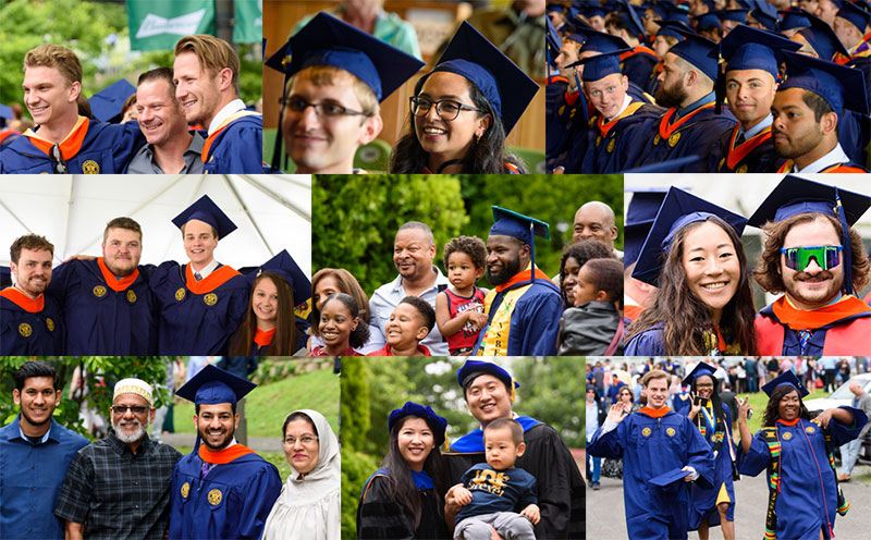 Faces: The 2019 College of Engineering Commencement, Part II image