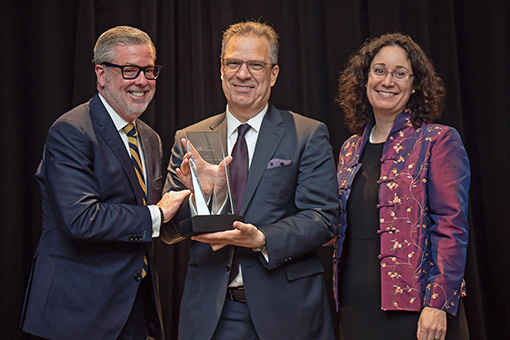 Jeff Wilcox '88 is 2019 Engineering Leader of the Year image