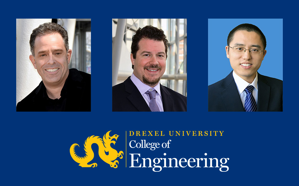 ECE Faculty Celebrate Three New Research Grants image