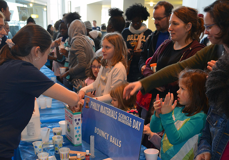 Of Nanomaterials and Nitinol: Philly Materials Day Wows Region's Young Scientists image
