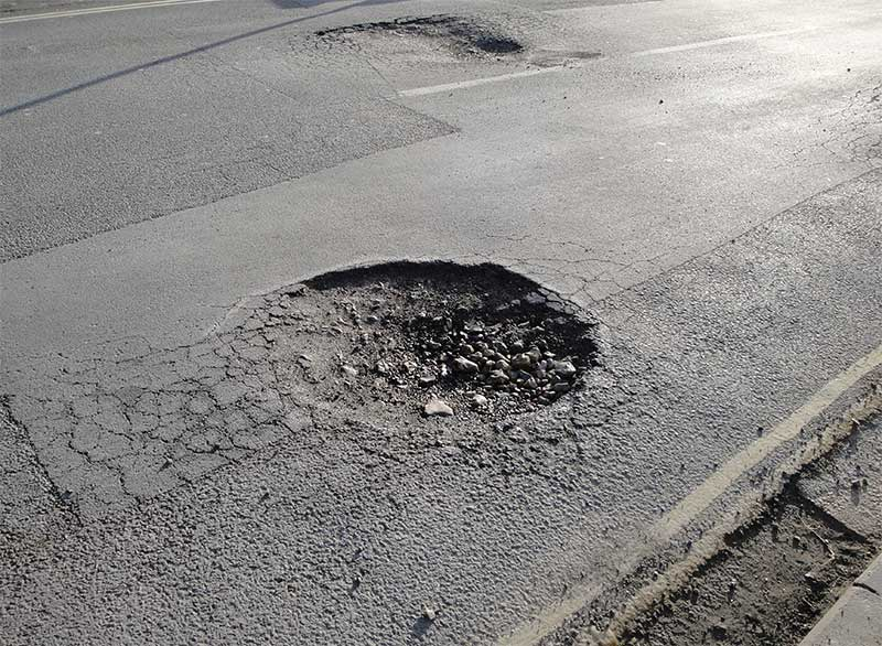 Using Bacteria to Prevent Potholes Caused by Road Salt image