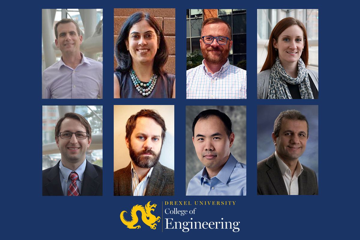 Provost Recognizes Engineering Faculty, Staff with Awards image