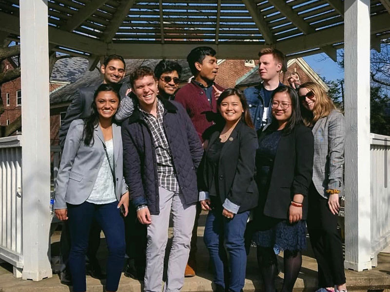 Chemical Engineering Student Organization Offers Mentorship, Leadership Opportunities image