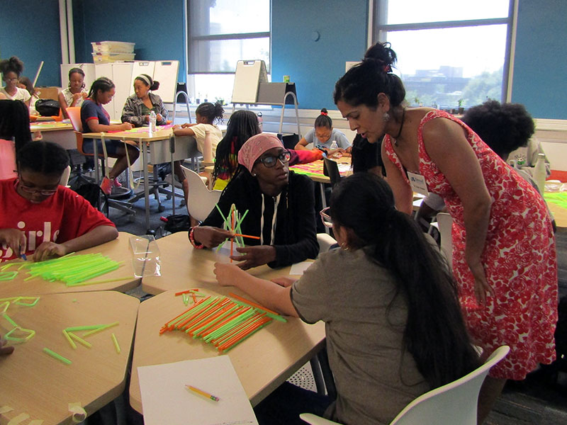 NSF Grant Award Supports Research in Inclusive and Diverse Learning Environments image