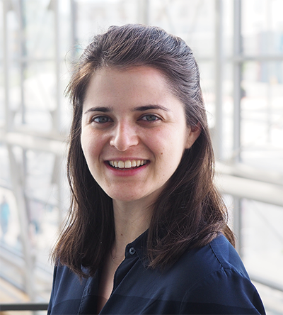 PhD Student Ariana Levitt Selected to Attend Lindau Nobel Laureate Meeting image