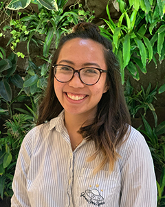BS Student Cyra Gallano to Present at NCUR image