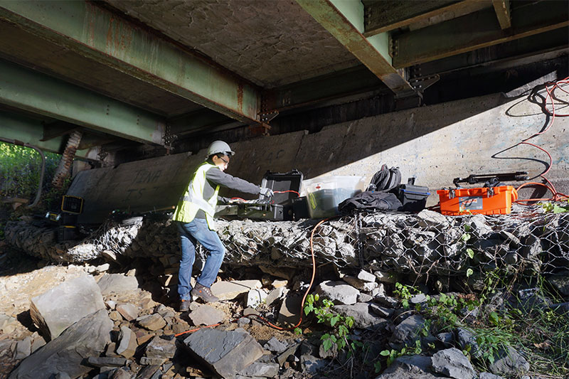 Making Sense of Infrastructure: Using Technology to Advance Civil Engineering image