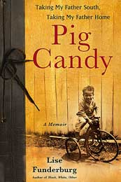 Cover for the book Pig Candy by Lise Funderburg