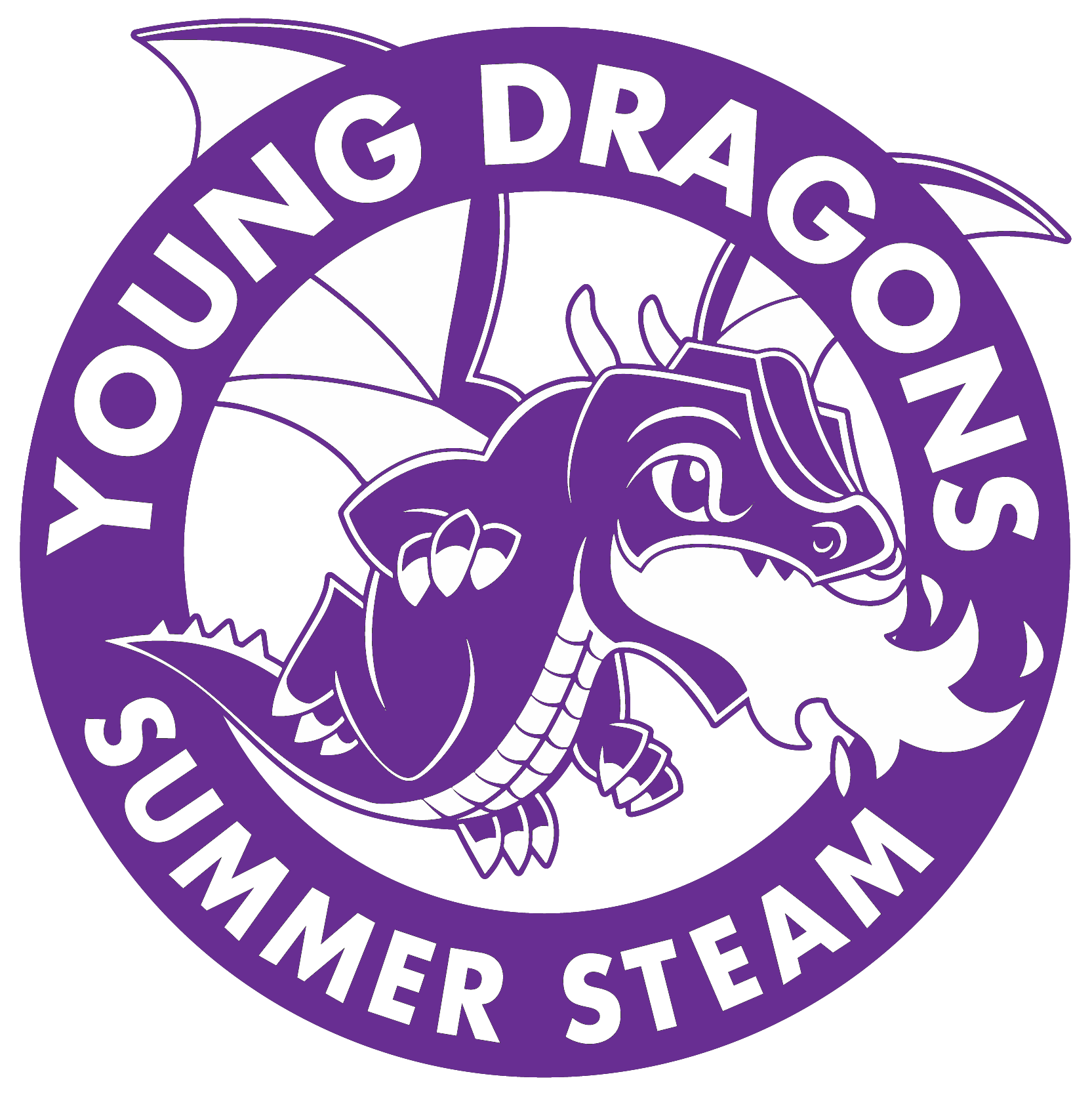 Young Dragons Logo Transparent