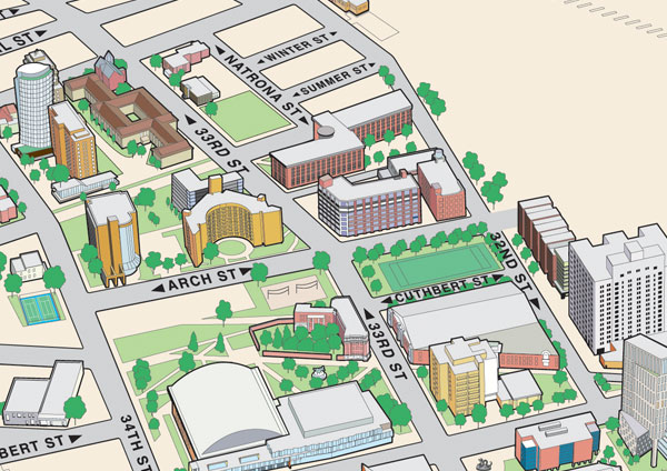 planning design construction university facilities and real estate drexel university