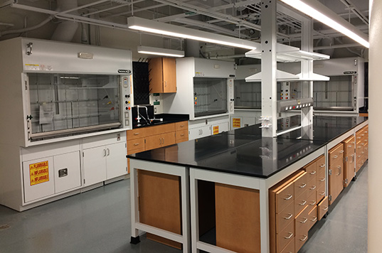 New wet lab in Center for Automation Technology