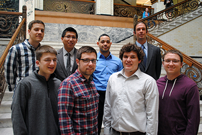 Drexel's 2012 NSF GRFP recipients