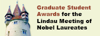 Graduate Student Awards for the Lindau Meeting of Nobel Laureates