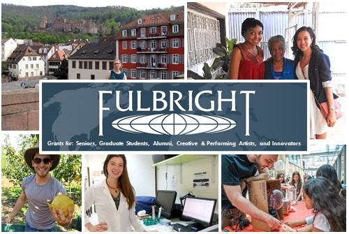 Fulbright Applications Open