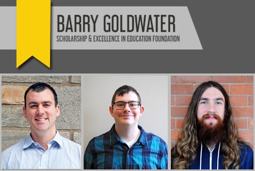 2018 Goldwater Scholarship Honorees