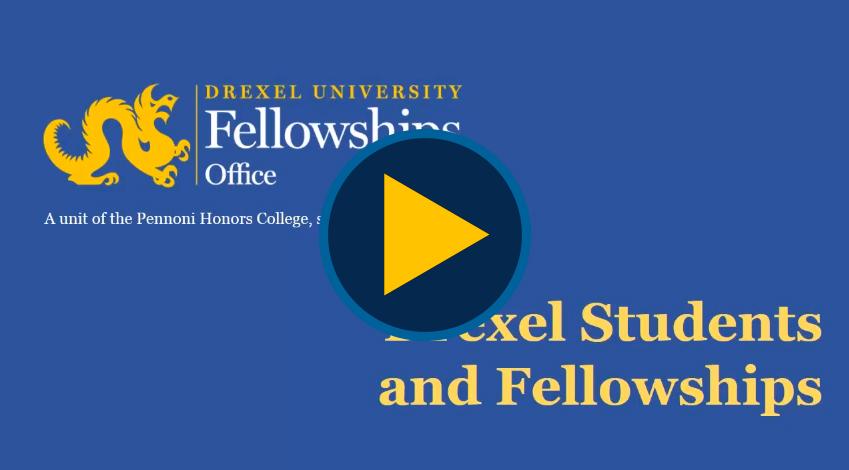 Fellowships Office | Fellowships Office | Drexel University