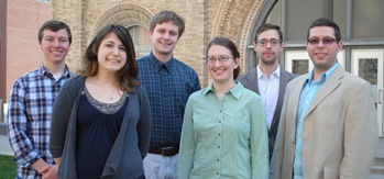 NSF GRFP recipients and honorable mentions
