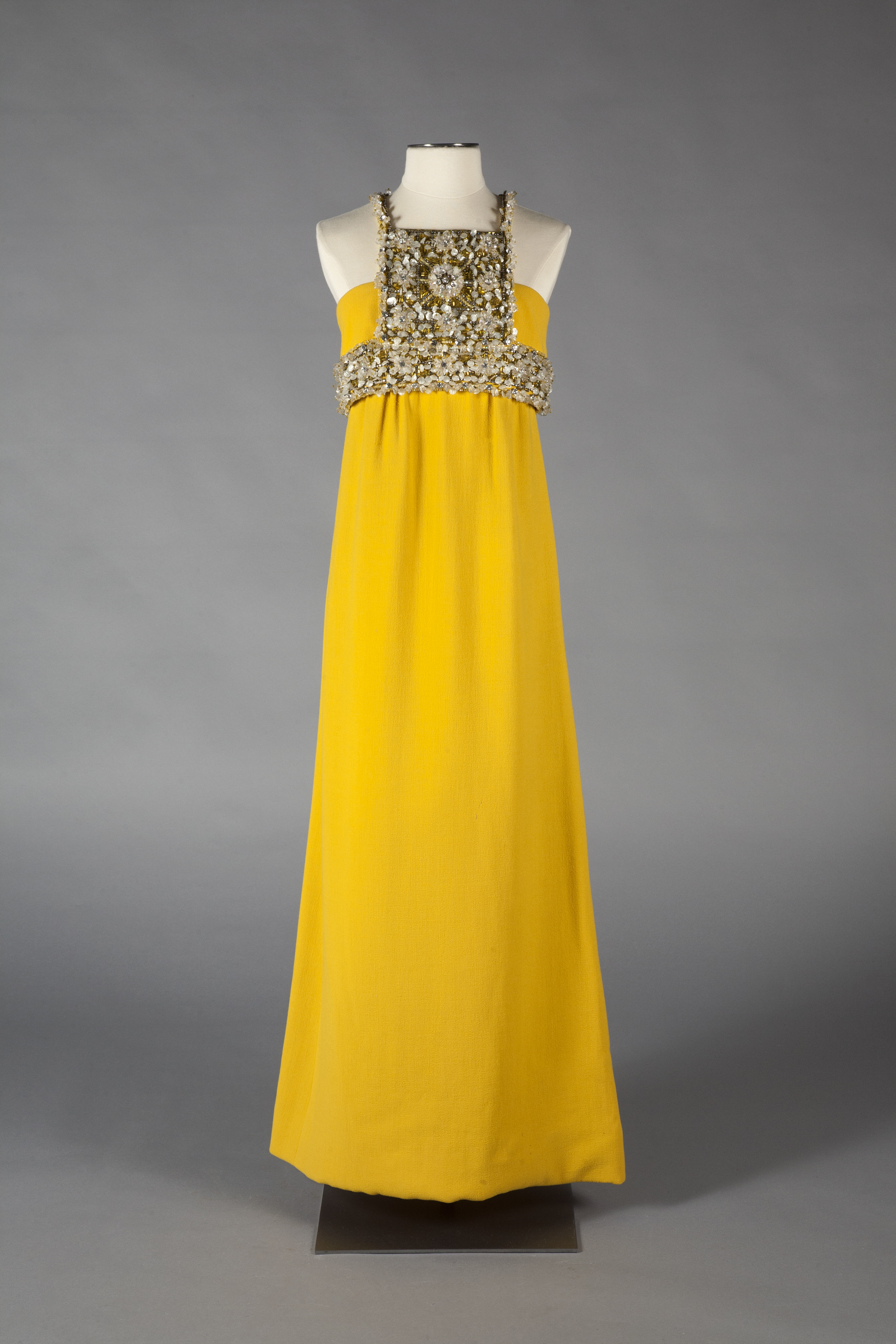 Galanos Evening Dress