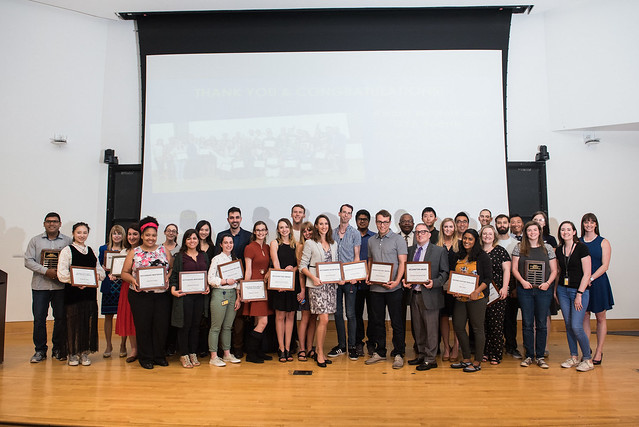 graduate student day awardees 2019
