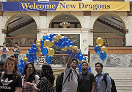 2017 Orientation: Welcome New Dragons