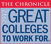 2012 Great Colleges to Work For