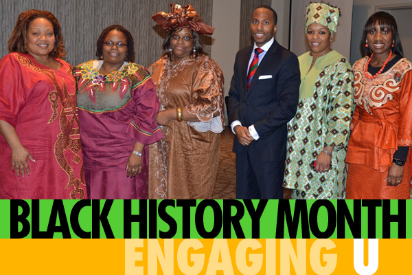 HR Honors Black History Month