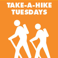 Take-a-Hike Tuesdays