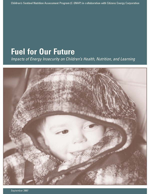 Report Cover - Fuel for our Future